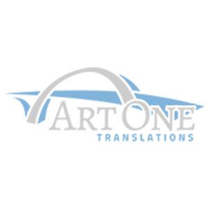 Art One Translations